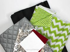 Nancy Zieman Live Webcast featuring Ideas on How to Sew Quick Gifts from Unique Fabrics