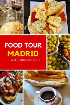 If you are looking for a great Madrid food tour, look no further. You will experience tasting the food, meeting the locals, and learning about…