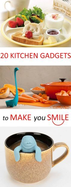 20 Kitchen Gadgets That Will Make You Smile