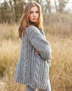 Book Special Nomada 1 Autumn / Winter | 5: Woman Jacket | Medium grey