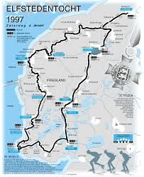 The route of the legendary Dutch ice skating tour 'De Elfstedentocht' ('Eleven Cities Tour') the last time it was held, 18 years ago. [[MORE]]The winner that year was Henk Angenent, who finished the. United Nations Peacekeeping, Holland Netherlands, Wonderful Picture, Winter Sports, Ice Skating, Rotterdam, Hiking Trails, Dutch, Places To Go