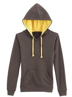 Brown Collision Energy Turtleneck Sweatshirt$52.00