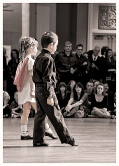 little irish dancers