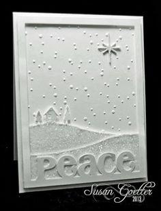 Peaceful White
