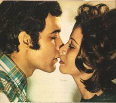 Faten Hamama and Mahmoud Yassine in the Egyptian Film Habibati Egypt Movie, Incredible Film, Old Egypt, Visit Egypt, Old Pictures, Golden Age, Egyptian, Actors & Actresses, Cinema