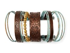 Chelo Cuff from Patricia Velasquez   Definitely my style!