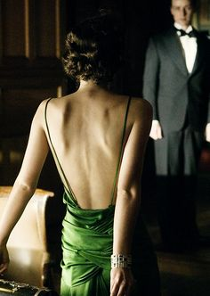 dress from Atonement