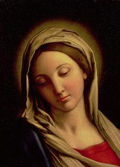 The Madonna by Il Sassoferrato