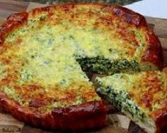 This Homemade Artichoke Pie Recipe is available at HeartHealthRecipes.com.