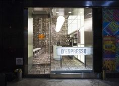 d'espresso, book lovers, book cafe, book-lined coffee shop, bibliophile coffee shop, decorating with books, book cafe New York City, bookshelves