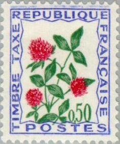 Andorra, French Administration post stamp c. Postage Stamp Design, Art Nouveau Illustration, Flower Stamp, Vintage Stamps, Small Art, Stamp Collecting, Vintage Posters, Francia Paris, Prints