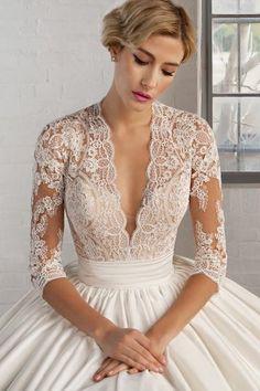 Svatební šaty Domingo