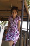 burda style: Damen - Kleider - Sommerkleider - Kleid - einseitige Nahtführung, kurzarm
