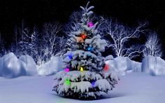 New Post pretty snowy christmas pictures