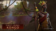 CIVILIZATION VI - FIRST LOOK: Kongo - International Version (With Subtit...
