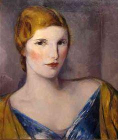 Helen, by Leon Kroll (1937)