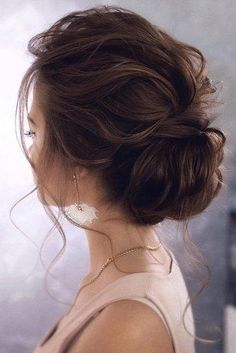 15 Stunning Low Bun Updo Wedding Hairstyles from Tonyastylist (EmmaLovesWeddings. - 15 Stunning Low Bun Updo Wedding Hairstyles from Tonyastylist (EmmaLovesWeddings) – - Wedding Hairstyles For Long Hair, Wedding Hair And Makeup, Bride Hairstyles, Easy Hairstyles, Hair Makeup, Formal Hairstyles, Elegant Wedding Hairstyles, Dark Brown Hairstyles, Wedding Hairstyles Long Hair