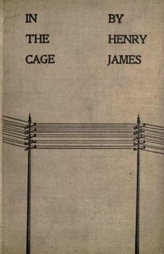 in the cage by henry james book cover