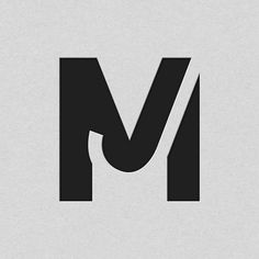 Self promotion - Personal initials on Behance