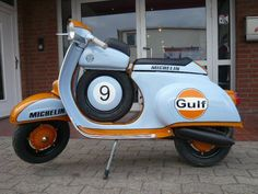 vespa gulf Vespa Bike, Lambretta Scooter, Vespa Scooters, Motorcycle Bike, Piaggio Vespa, Best Scooter, Scooter Girl, Scooter Images, Vespa Smallframe