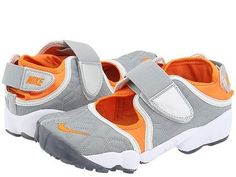 Nike Air Rift aka ninja shoes---this is the exact pair I had. I love these and miss them. Sooo comfortable and awesome.