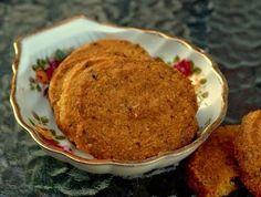 """""""Anya, ez isteni!..."""", avagy Gabojsza konyhája: Gluténmentes parmezános keksz"""