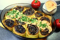 Crespelle Croccante, Pasta dish from Italy