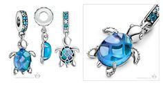 New Pandora, Pandora Beads, Pandora Jewelry, Pandora Leather Bracelet, Pandora Bracelet Charms, Charm Bracelets, Wrap Bracelets, Shell Earrings, Necklaces