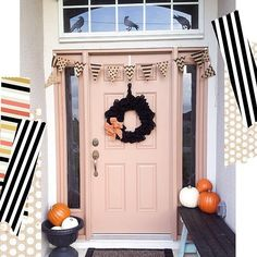 Get Inspired by These Creative Outdoor Halloween Ideas: Now that you've decked out the inside of your home for Halloween, it's time to move on to outdoor decor.
