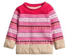 Свитер H&M для девочки – интернет-магазин Newborn. Код 1610