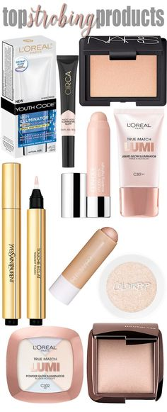 Top Strobing Products for that Perfect JLo Glow