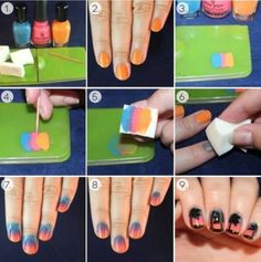 Amazing Nail Art - Find Fun Art Projects to Do at Home and Arts and Crafts Ideas