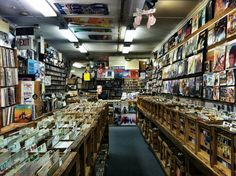 Michigan Record Stores - The Awesome Mitten