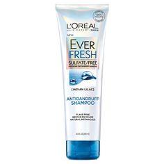 L'Oreal Hair Expert/Paris Ever Fresh Indian Lilac Anti Dandruff Shampoo - 8.5 oz