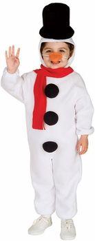 toddler snowman costume #christmas