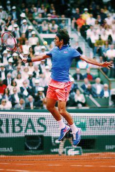 Roger Federer - Roland Garros 2015