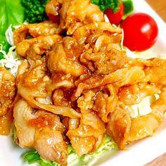 濃い目に味付けてサラダ〜! (´ε` )♥ - 141件のもぐもぐ - 焼肉サラダ~ by 412mo