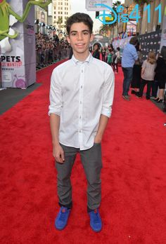 "Cameron Boyce Starring In New Disney XD Series ""Gamer's Guide To Pretty Much Everything"" - Dis411"