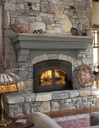 Most current Free of Charge large Stone Fireplace Style Hadley Cottage Fireplace Shelf Mantel Cottage Fireplace, Fireplace Shelves, Open Fireplace, Fireplace Remodel, Diy Fireplace, Fireplace Surrounds, Mantel Shelf, Fireplace Inserts, Stone Fireplace Makeover