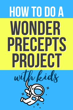 Need fun reading projects for kids or kindness activities for kids? Try a Wonder book project! #booksforkids #middleschool #childrensbooks #homeschooling #lessons Teacher Lesson Plans, Free Lesson Plans, Preschool Lesson Plans, Lesson Plan Templates, Kindness Projects, Kindness Activities, Reading Projects, Book Projects, Wonder Book Summary