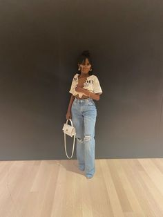Dope Outfits, Cute Casual Outfits, Summer Outfits, Girl Outfits, Fashion Outfits, Oufits Casual, Street Style Edgy, Piercing, Black Women Fashion