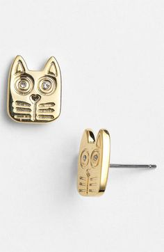 MARC BY MARC JACOBS 'Animalia' Stud Earrings | Nordstrom