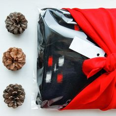 About to post this gorgeous kimono to its new owner. Gift wrapping each item is my favorite part of the job!