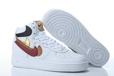 best service ae180 b18c2 Nike Air Force 1 High Shoes White Limited Mens - Air Force 1 Air Force 1