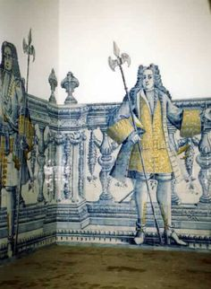 History of tile - Portugal