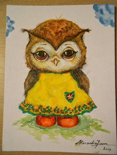 dot com: păpuşi sau păpuşele, #doll #owl #baby