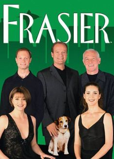 Picking up the slack from the departure of CHEERS from American television in smart sitcom FRASIER centers on pompous psychiatrist and former Cheers regular Frasier Crane (Kelsey Grammer) as he Cinema Tv, Films Cinema, Frasier Crane, Mejores Series Tv, Episode Guide, Episode 5, Old Shows, Comedy Tv, Comedy Series