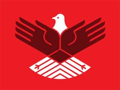 Eagle-dribbble