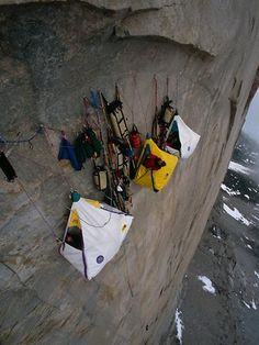One day I hope to be a good enough climber to give this a shot!