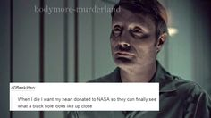 bodymore-murderland: Hannibal Recaps by Text...